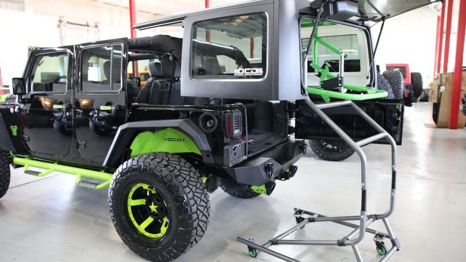 Jeep Hardtop